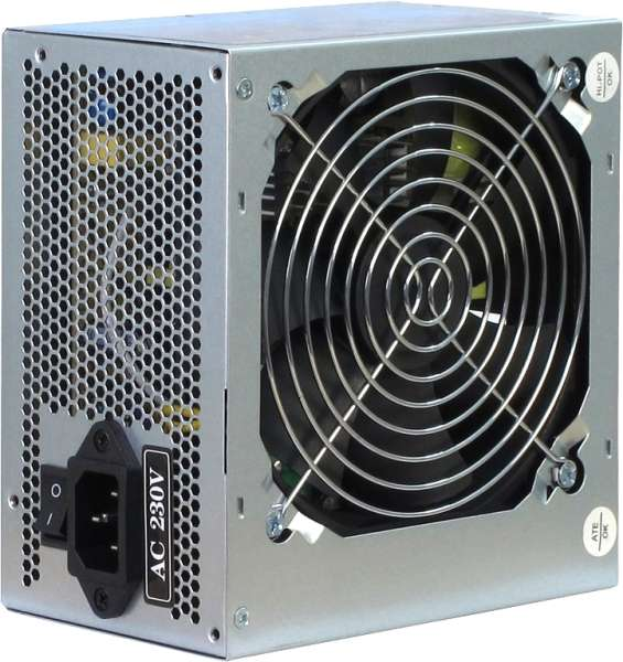 500W PC Netzteil 20-24pol ATX EATX Computernetzteil