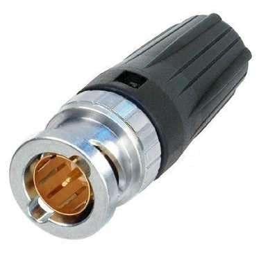 BNC Stecker HD Stecker für 4-5mm Koaxkabel
