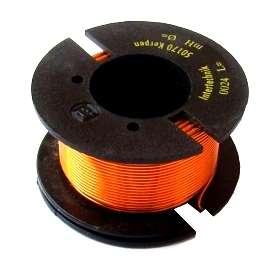 Spule 0,12mH 1,4mm Draht 55x30mm Luftspule