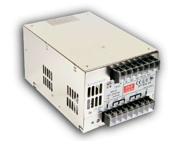 24V Netzteil 24V 20A 500W Case Schaltnetzteil SP500
