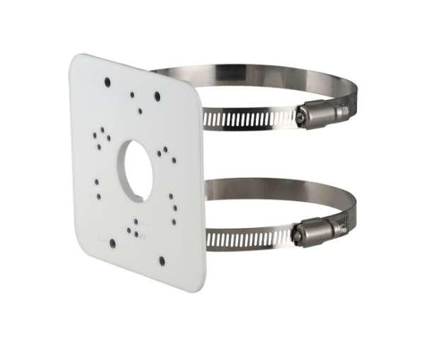 Masthalter 125x114mm Halterung für Masten oder Rohre 60-125mm