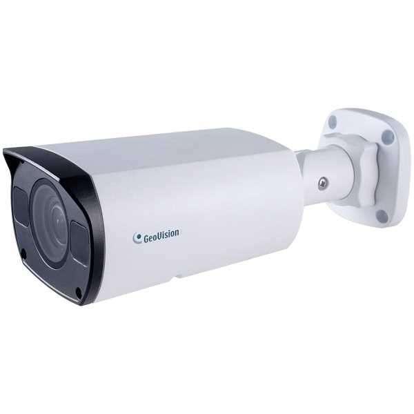 8MP LAN IP Kamera Bullet TBL8710 3-12mm Variobjektiv Motorzoom ONVIF SD-Slot POE IK10 H265 MJPEG