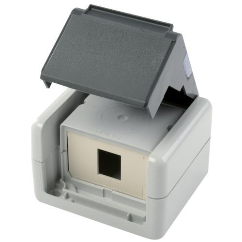 Netzwerkdose Outdoor Feuchtraum LAN Dose für RJ45 Inlet