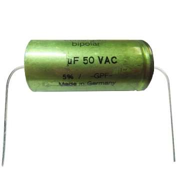 560uF Tonelko 50Vac axial
