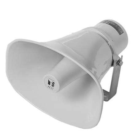 SC630 45W 8Ohm IP65 Wetterfester Trichterlautsprecher
