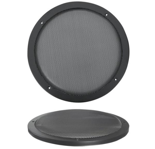 32cm Lautsprecherabdeckung 318mm 1-teilig Feingitter Gitter für 12zoll Lautsprecher