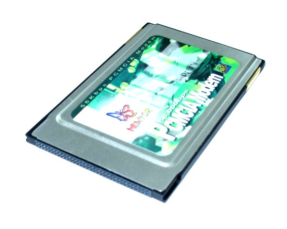 PCMCIA Modem 56KB V80 V90 V92