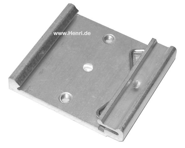 DIN Schienen Hutschienenclip 45mm Clip