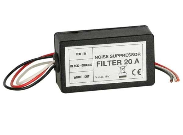12V KFZ Entstörer Entstör-Filter bis 20A