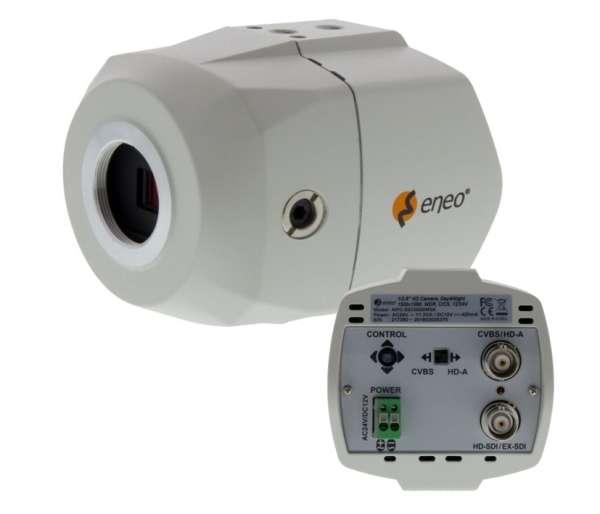 SDI Kamera 2MP Boxkamera 5in1 SDI AHD TVI CVI CVBS ohne Objektiv 12V-24V zB für Wetterschutzgehäuse