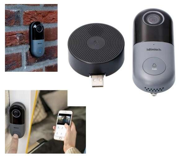 APP WiFi Video Türklingel WLAN Türsprechsystem