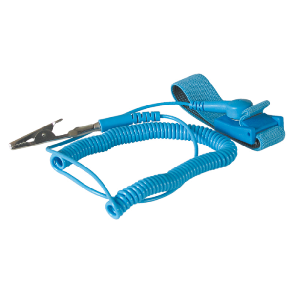 Antistatik Armband - verhindert elektrostatische Aufladung ESD