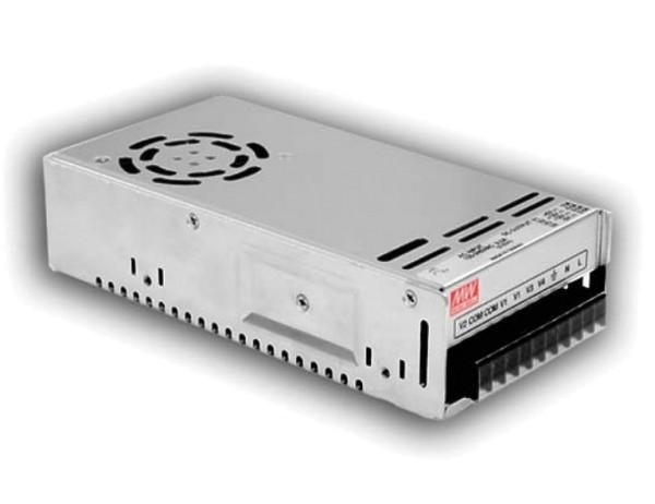 Quad Netzteil 150W CASE mit 5V 12V 24V -12V