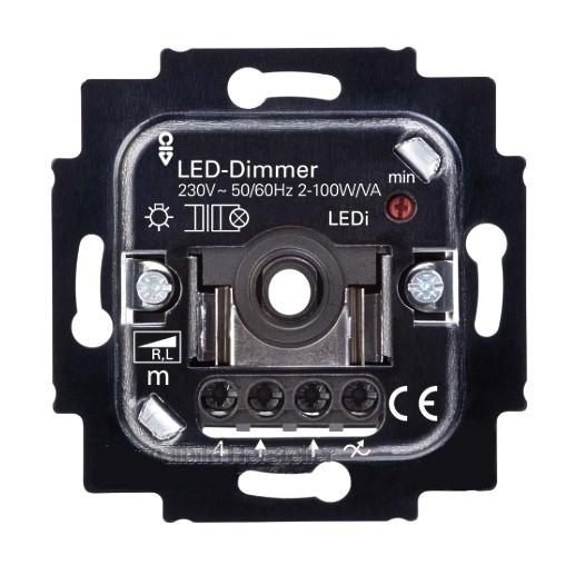 LED Dimmer Unterputz UP 230V 2-100W