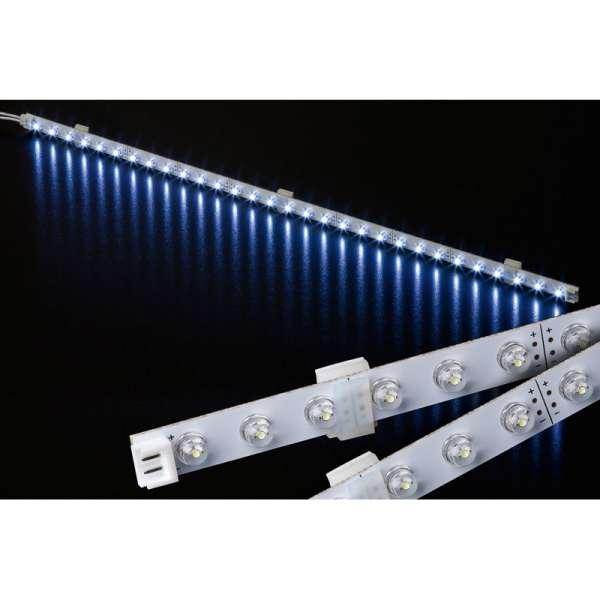 LED Streifen Blau 375mm mit 30 LEDs 12V Stripe