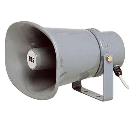 100V Reflextricher Lautsprecher 20W ELA 100V mit Trafo