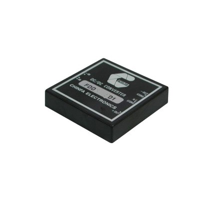 DCDC Wandler 24V auf 12V 6W Printversion