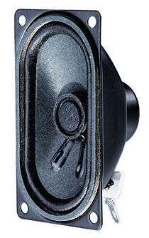 40x70mm Lautsprecher 8-Ohm 4W SC4.7ND Breitband Neodym