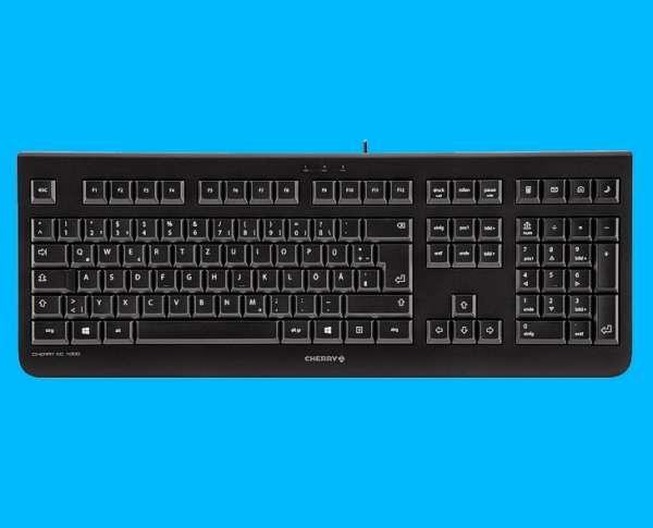 Tastatur mit USB Kabelanschluss für professionellen Einsatz und Office User