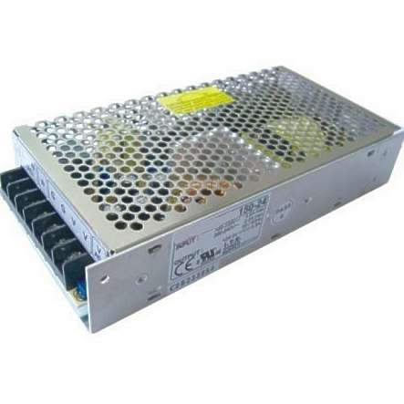 24V Netzteil 24V 6A 150W Case Schaltnetzteil Eingang 85-264V