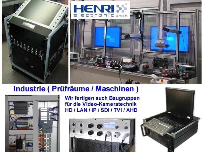 Kamera-Videotechnik-Pruefraum-Industrie
