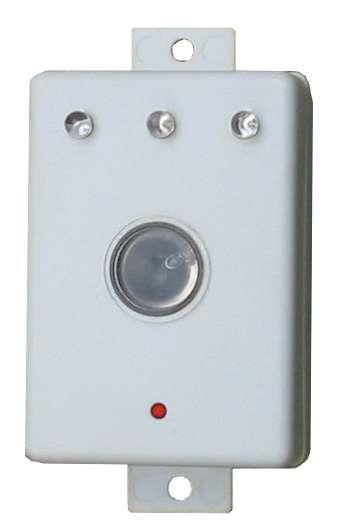 Kamera Dummy Attrappe im Kunststoffgehäuse