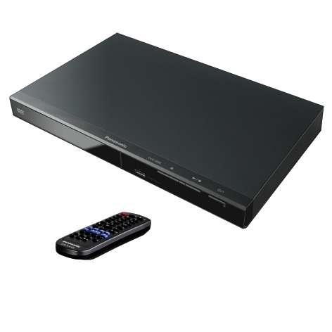 CD PLAYER DVDS500 mit DVD USB MP3 Audio CD Player SCART