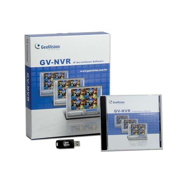 GV NVR USB Dongle für 8 Fremdkameras zB AXIS Mobotix ONVIF usw