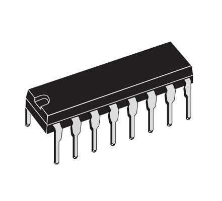 4094 CMOS IC DIP16 CD4094BE 8-Stage Shift Store Bus Register