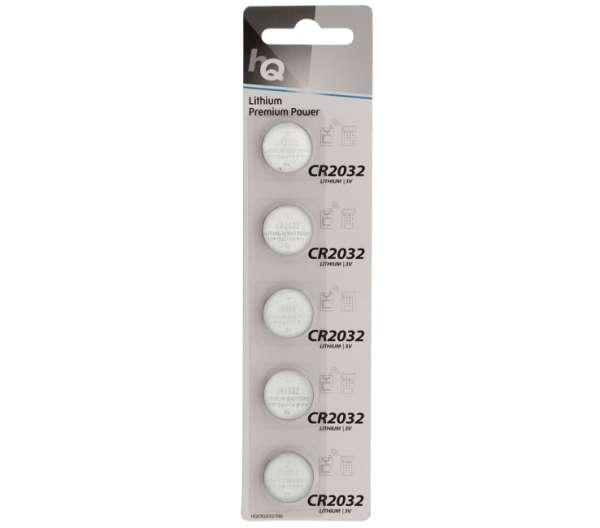CR2032 Lithium Zelle 3V Knopfzelle 5er Pack