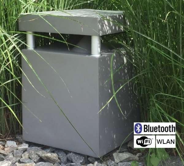 Gartenlautsprecher WLAN WiFi Bluetooth Gartenlautsprecher 220VAC Version