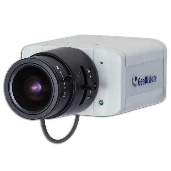2MP IP LAN Boxkamera BX2700 Tag-Nacht 3-10mm Variobjektiv H265 Micro-SD Kartenslot