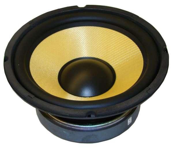 200mm 8zoll Bass 500W 8ohm Basslautsprecher HiFi Tieftöner Kevlar