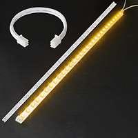 LED Streifen Gelb 375mm mit 30 LEDs 12V Stripe