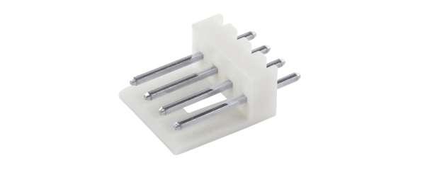 4pol Steckverbinder Print Stifte gerade für FDD Floppy oder 3,5zoll Laufwerk