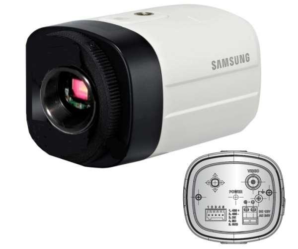 2MP Boxkamera 4in1 ohne Objektiv AHD TVI CVI CVBS 12V-24V zB für Wetterschutzgehäuse