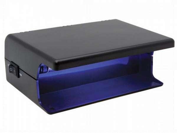 UV Geldscheinprüfer 230Volt mit UV-Röhre