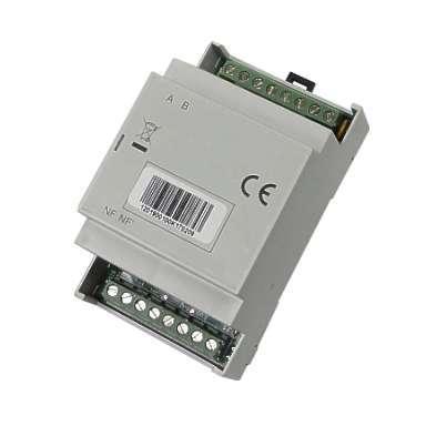 Telefonanlagenkoppler Audiokoppler-Schaltbox für Verstärker