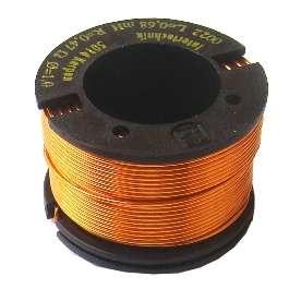Spule 0,47mH 1mm Draht 0.36R LU44/30