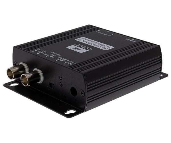 Signalkonverter 4in1 TVI CVI AHD auf HDMI Konverter mit CVBS Video BNC