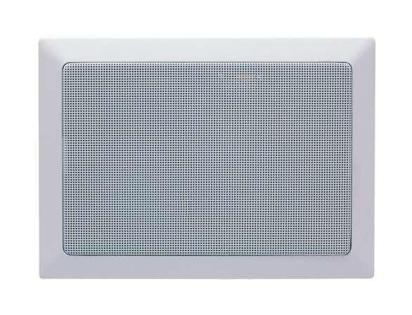 Deckenlautsprecher Weiss 237x170mm 100W 8ohm 2wege HiFi Pro System