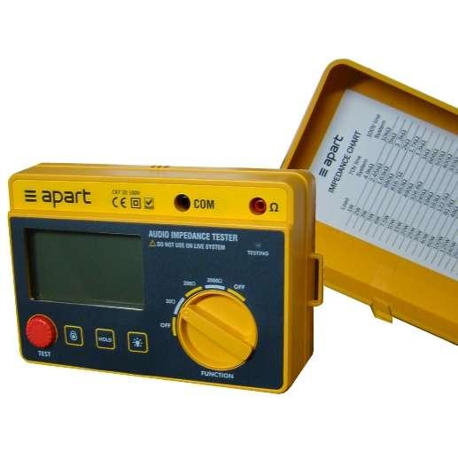Impedanz Messgerät APart IMPNET Impedanztester