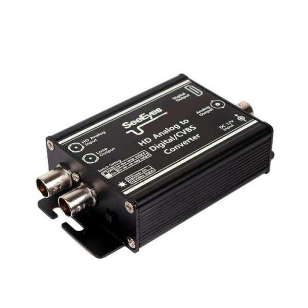 Signalkonverter 4in1 TVI CVI AHD CVBS Video BNC auf HDMI Konverter