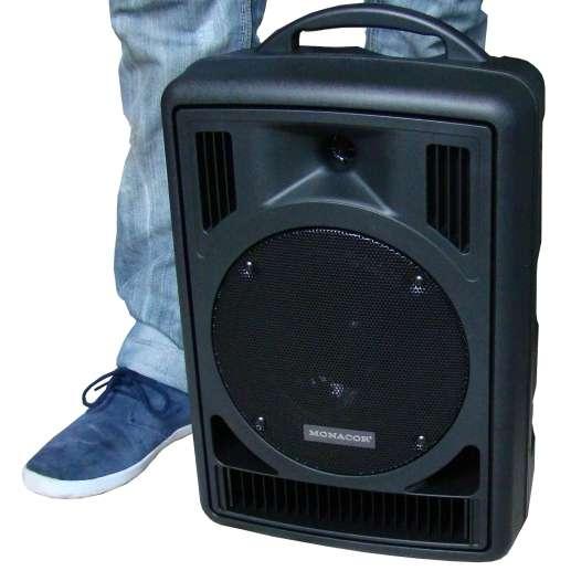 TXA800 CD Transportables Verstärkersystem mit Funkempfänger