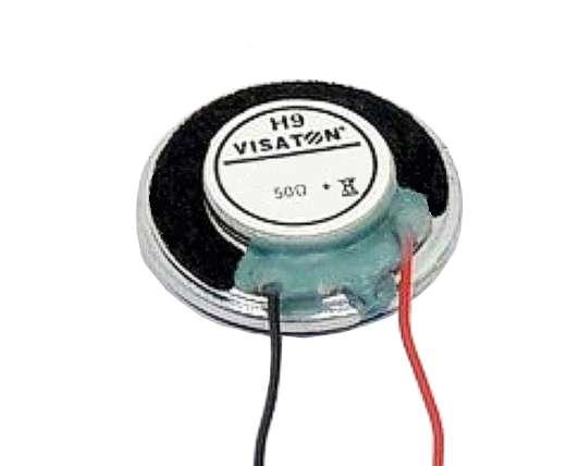 16mm Lautsprecher 1Watt 50-Ohm