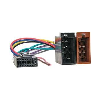 Autoradio Adapter ISO Kabel für JVC 16polig