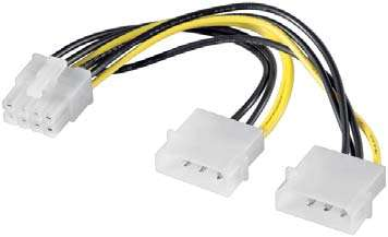 PC Netzteil EPS Adapter EPS Stromadapter