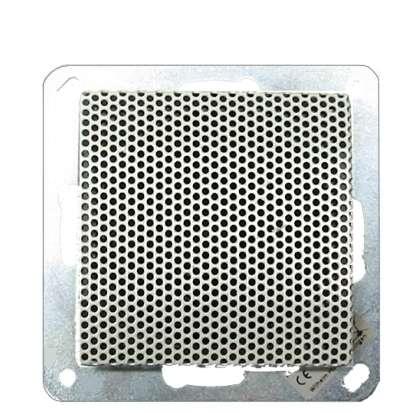 Steckdosen Lautsprecher 15W 8Ohm UP zu GIRA Reinweiss
