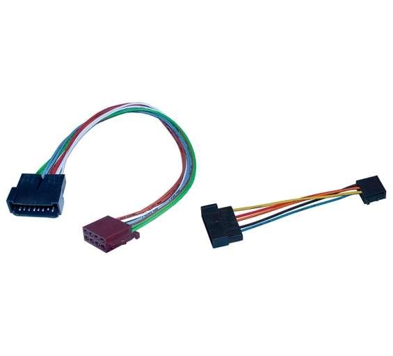 Autoradio Adapter ISO VW Sharan