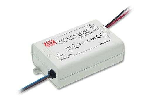 LED Treiber 350mA Konstantstrom bis 24W Eingang 230V